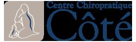 Centre chiropratique Côté Logo